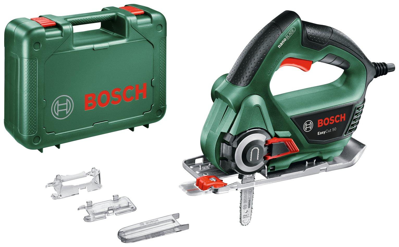 Bosch Easy Cut 50 Nano Blade Saw - 500W