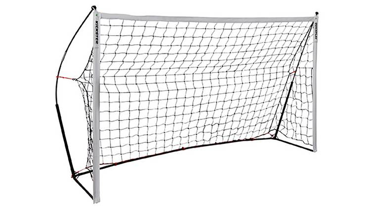 Kickster Academy 8 x 5ft Quick Assembly Football Goal