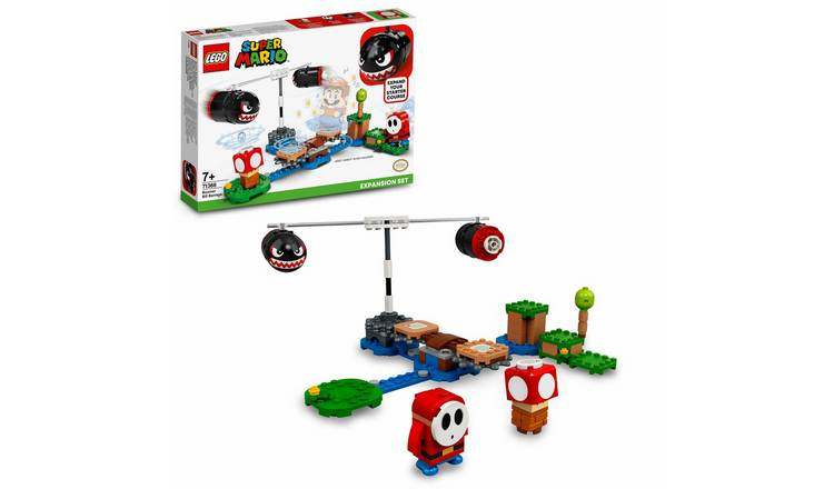 LEGO Super Mario Boomer Bill Barrage Expansion Set 71366