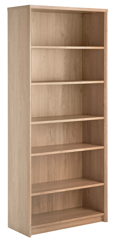 Argos Home Dalen Tall Bookcase - Oak Effect