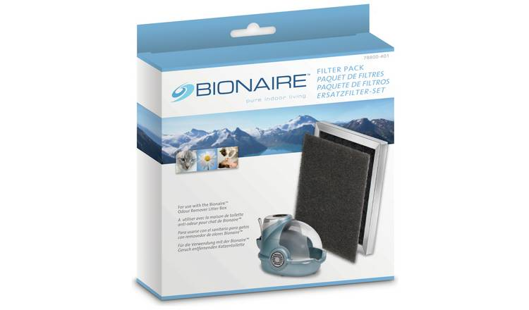 Buy Oster Bionaire Replacement Filter | Cat litter and litter trays | Argos