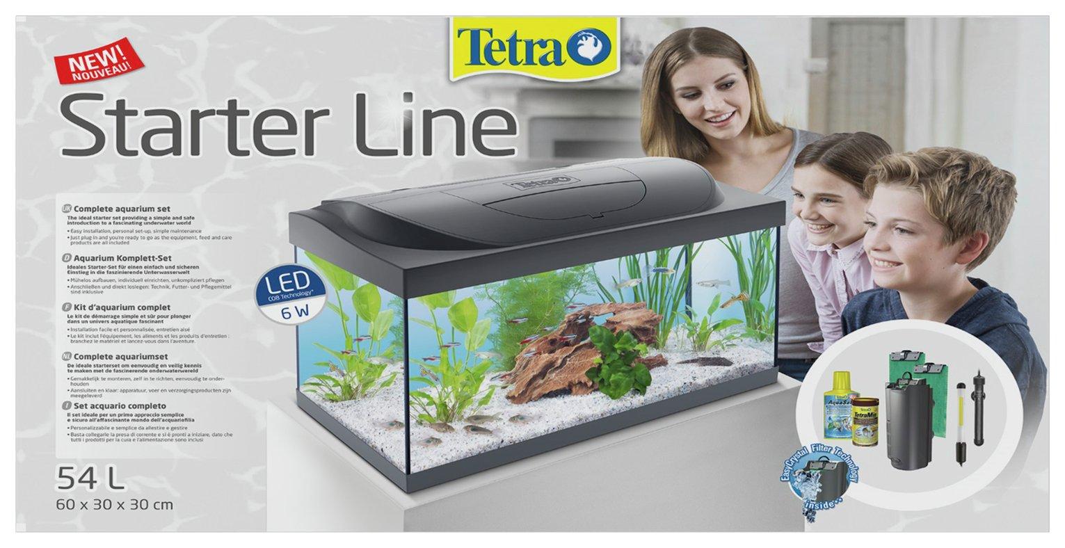Tetra Starter Line LED 54 Litre Aquarium Set review