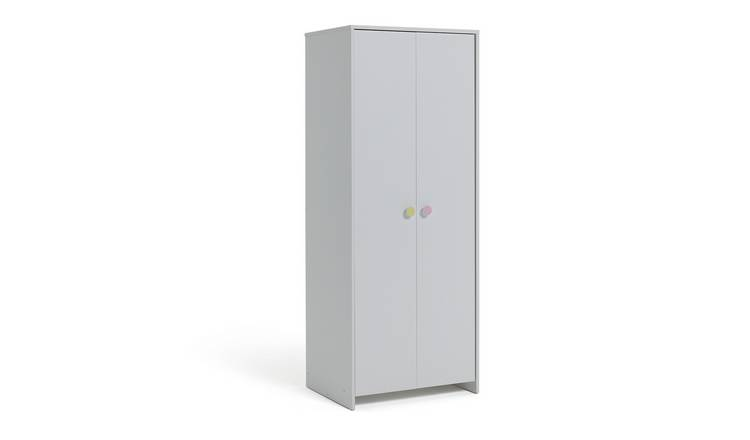 Argos Home Juno 2 Door Wardrobe - White