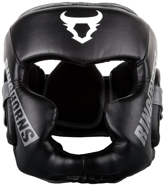 Venum Ringhorns Charger Black Headgear