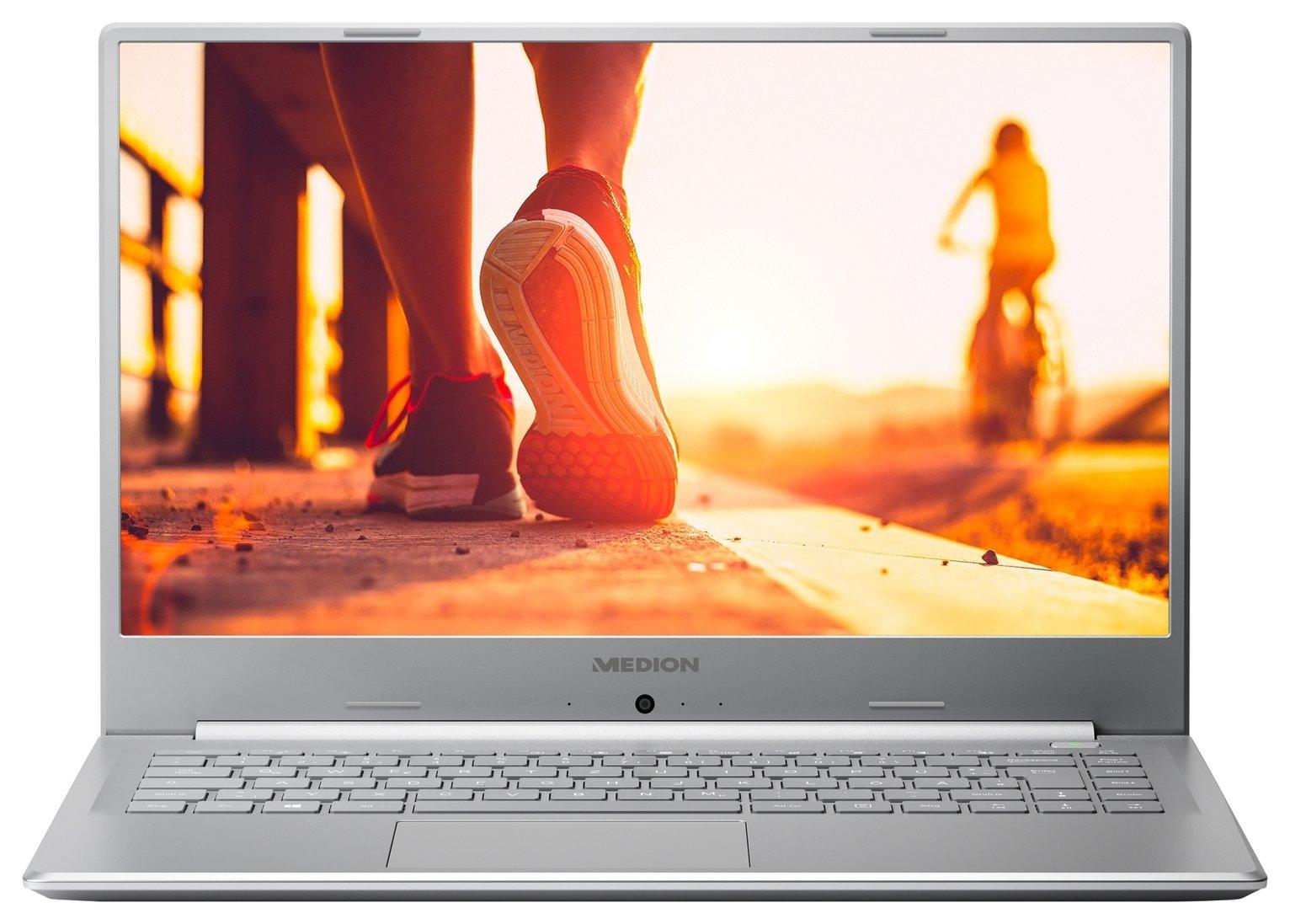 Medion Akoya 15.6 Inch i5 8GB 1TB MX150 Laptop - Silver