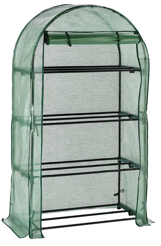 4 tier mini greenhouse. Black Bedroom Furniture Sets. Home Design Ideas