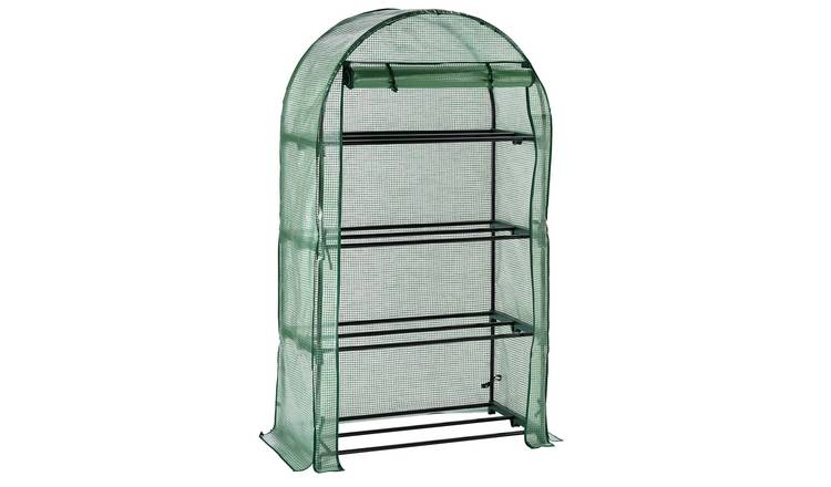 McGregor 4 Tier Mini Greenhouse
