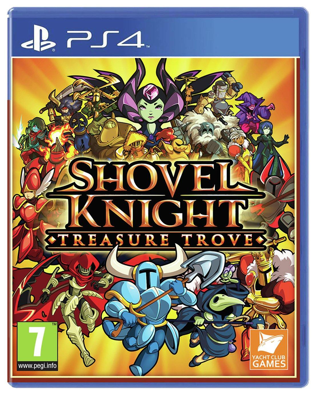 Shovel Knight: Treasure Trove PS4 Pre-Order Game