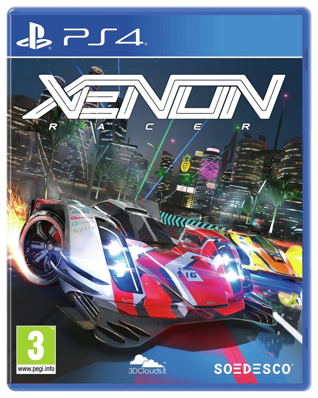 Xenon Racer PS4 Game