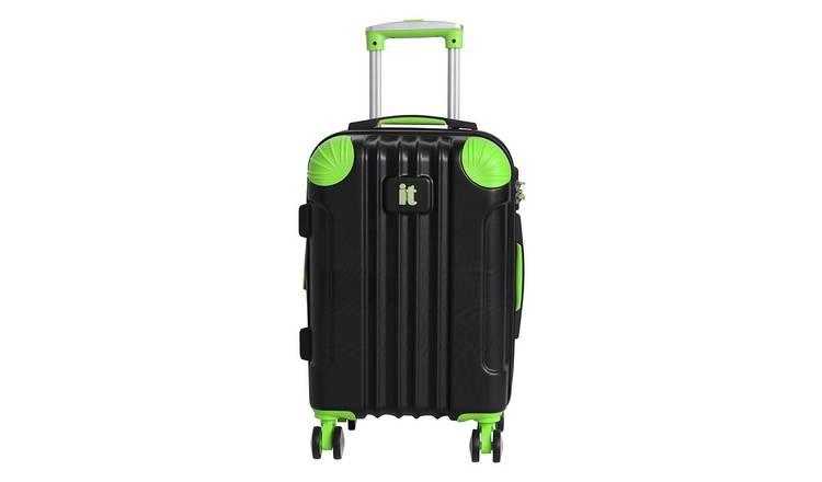 it Luggage Expandable 8 Wheel Hard Cabin Suitcase