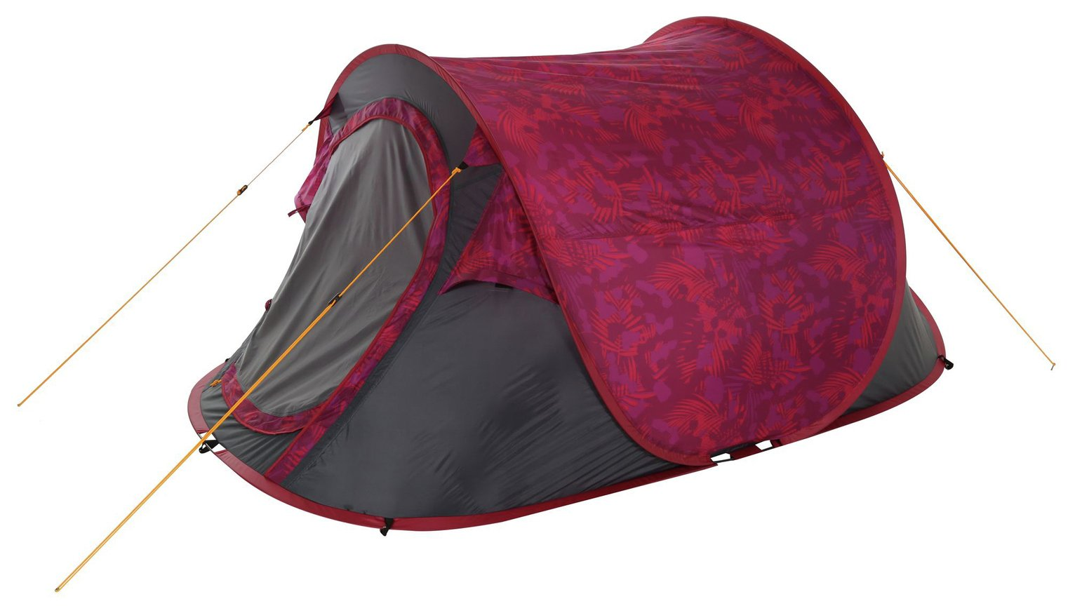 Regatta 2 Man Pink Tropical Pop Up Tent