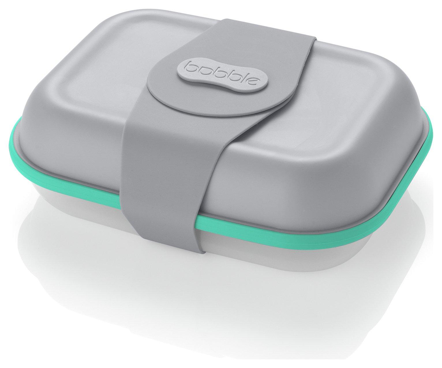 BobbleBox Lunchbox - Grey