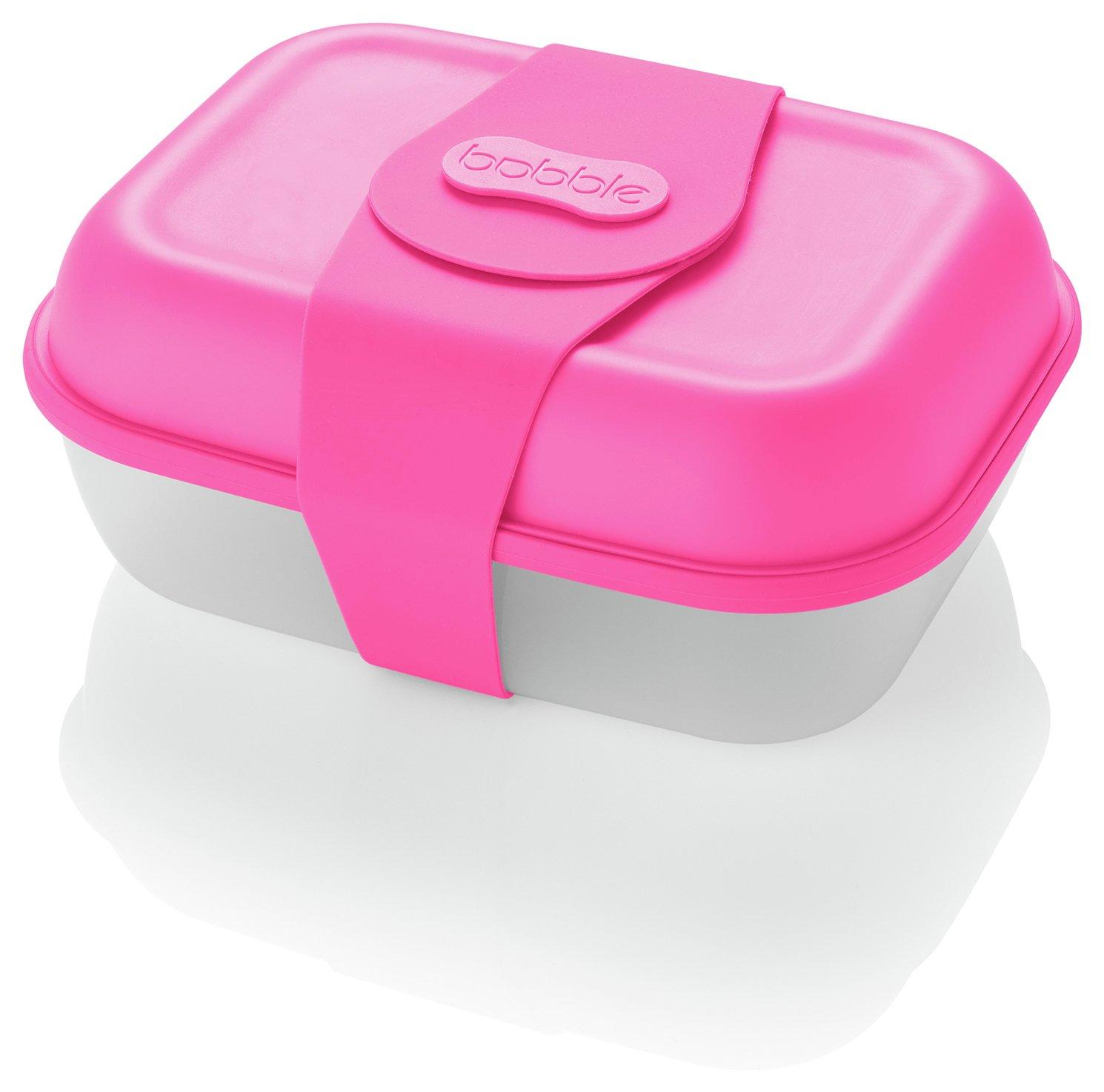 BobbleBox 1.8L Lunchbox - Pink