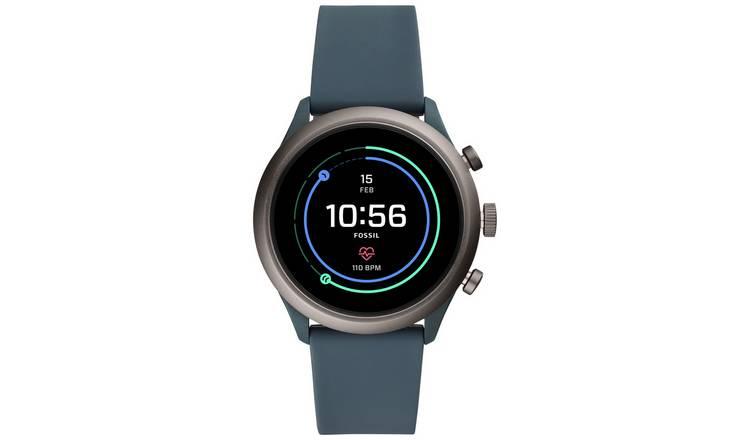 Fossil sport smartwatch test