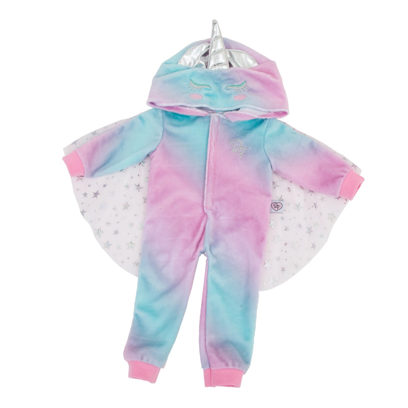 Chad Valley Designafriend Unicorn All-in-One Outfit