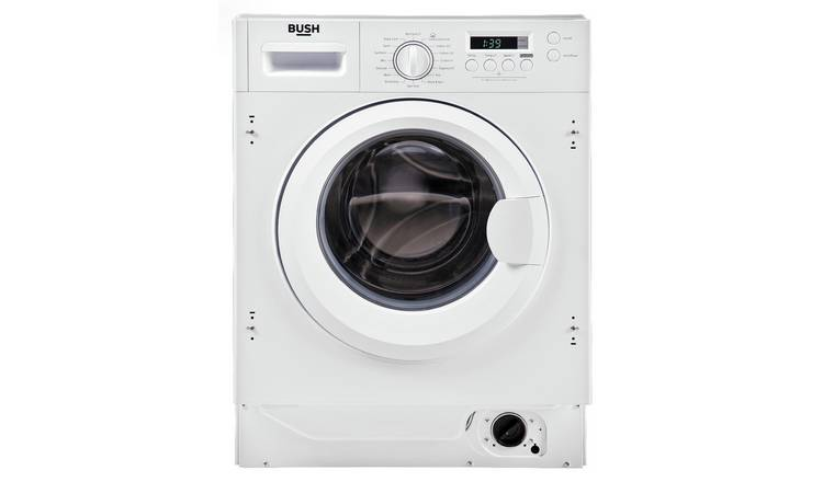 Buy Bush WMNSINT812W 8KG 1200 Integrated Washing Machine ...