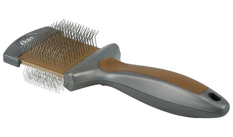 Buy Oster Premium Flexible Slicker Brush Dog Grooming Argos