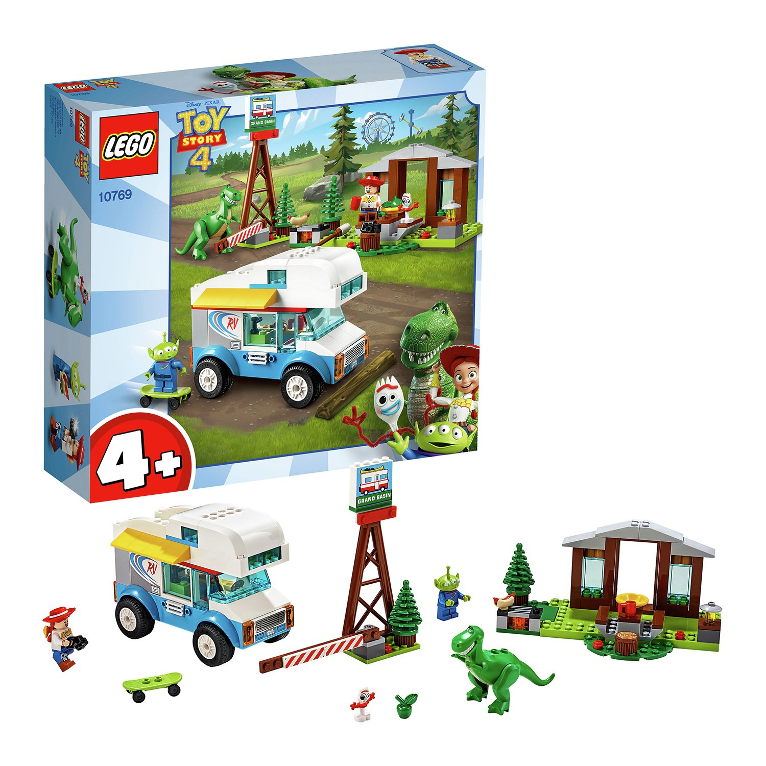 LEGO Toy Story 4: RV Vacation - 10767