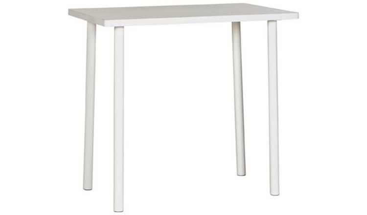 Buy Argos Home Essentials Office Desk White Desks Argos