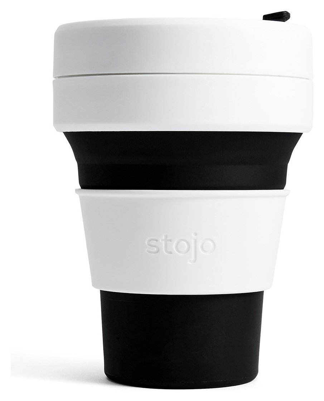 Stojo Pocket Cup 355ml - Black