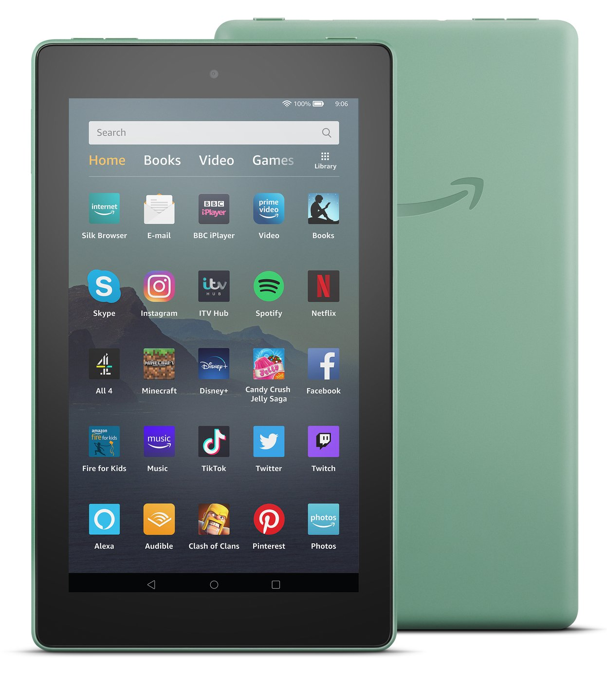Amazon Fire 7 with Alexa 7 Inch 16GB Tablet - Sage