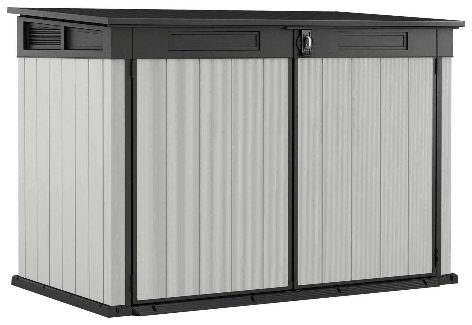 Keter Store It Out Premier Jumbo Garden Shed 2020L - Grey