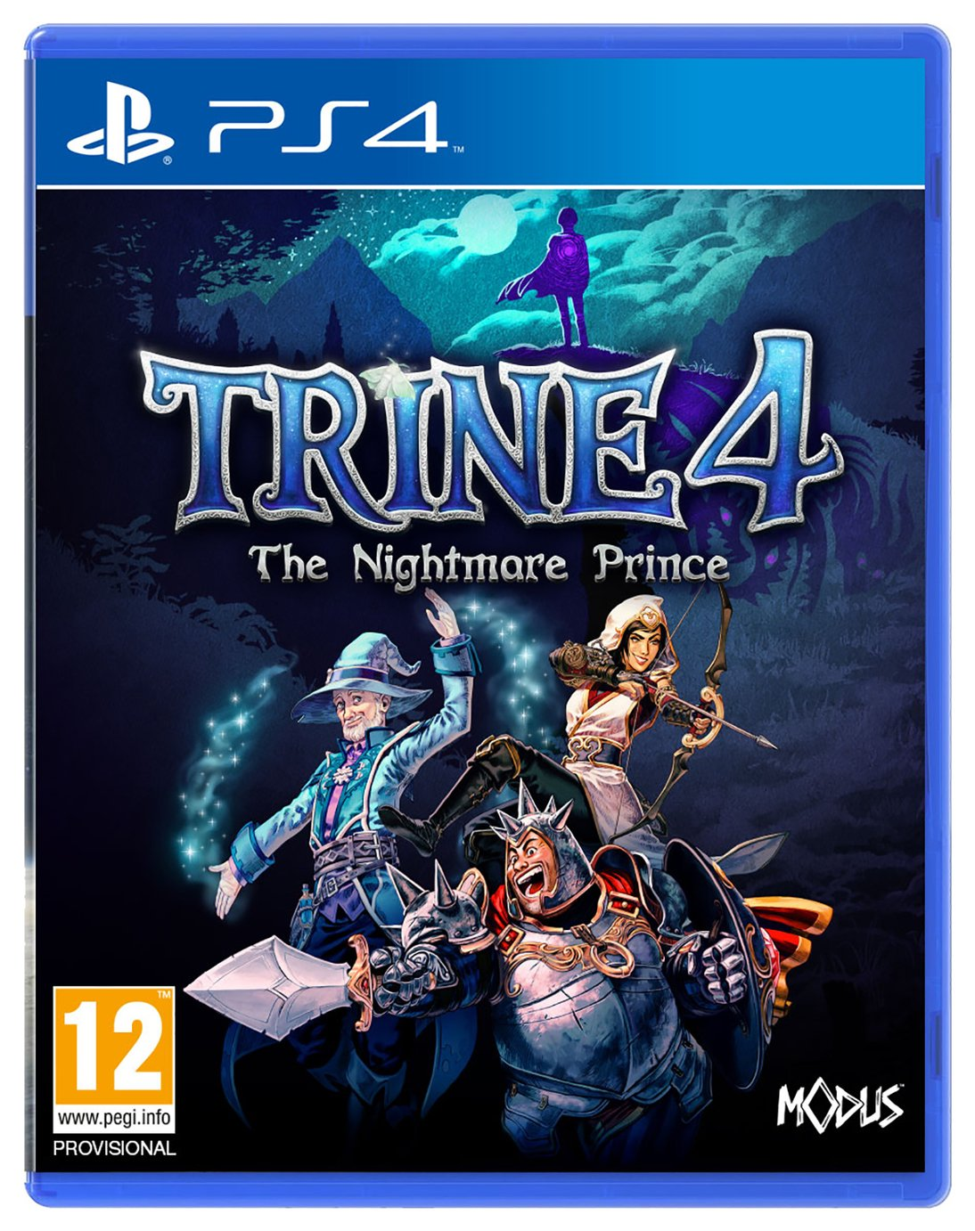 Trine 4: The Nightmare Prince PS4 Pre-Order Game