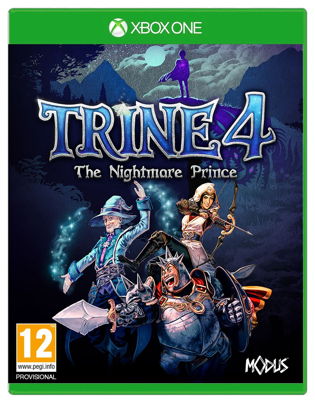 Trine 4: The Nightmare Prince Xbox One Pre-Order Game