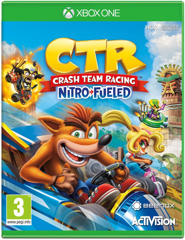 Crash Team Racing Nitro-Fueled Xbox One Game