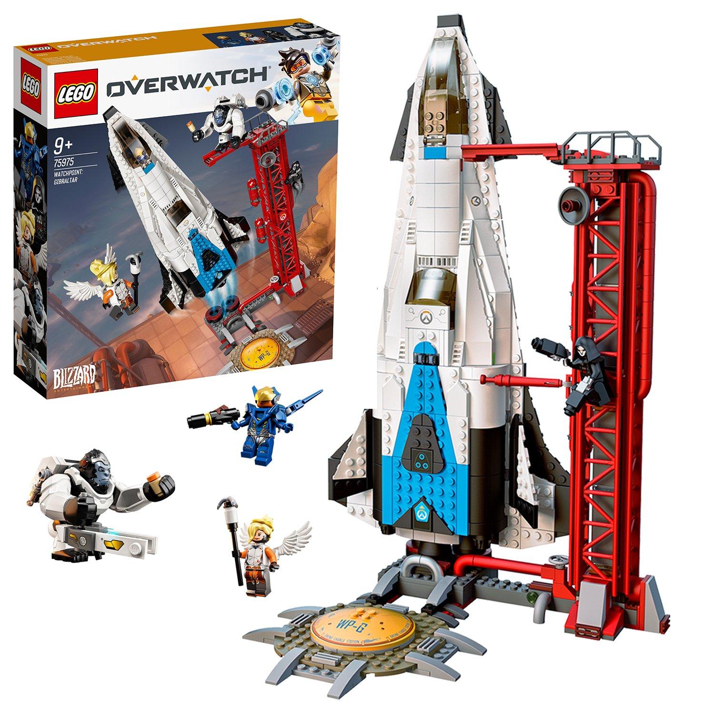 LEGO Overwatch Watchpoint Gibralter - 75975