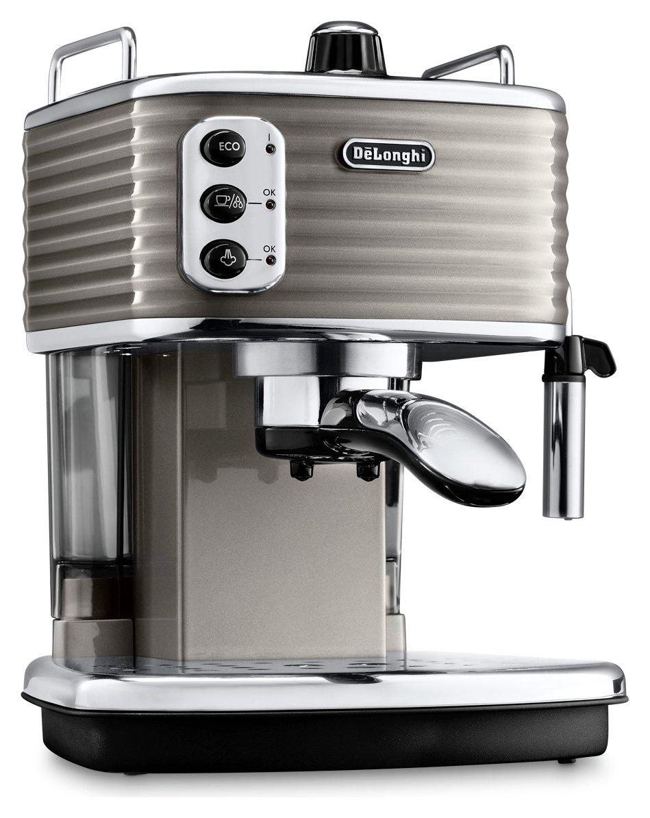 De'Longhi ECZ 351.GY Scultura Espresso Coffee Machine