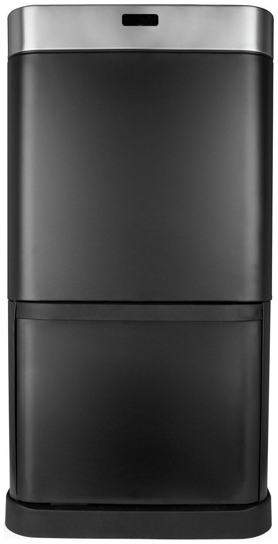 Tower 70 Litre Recycling Sensor Bin - Black