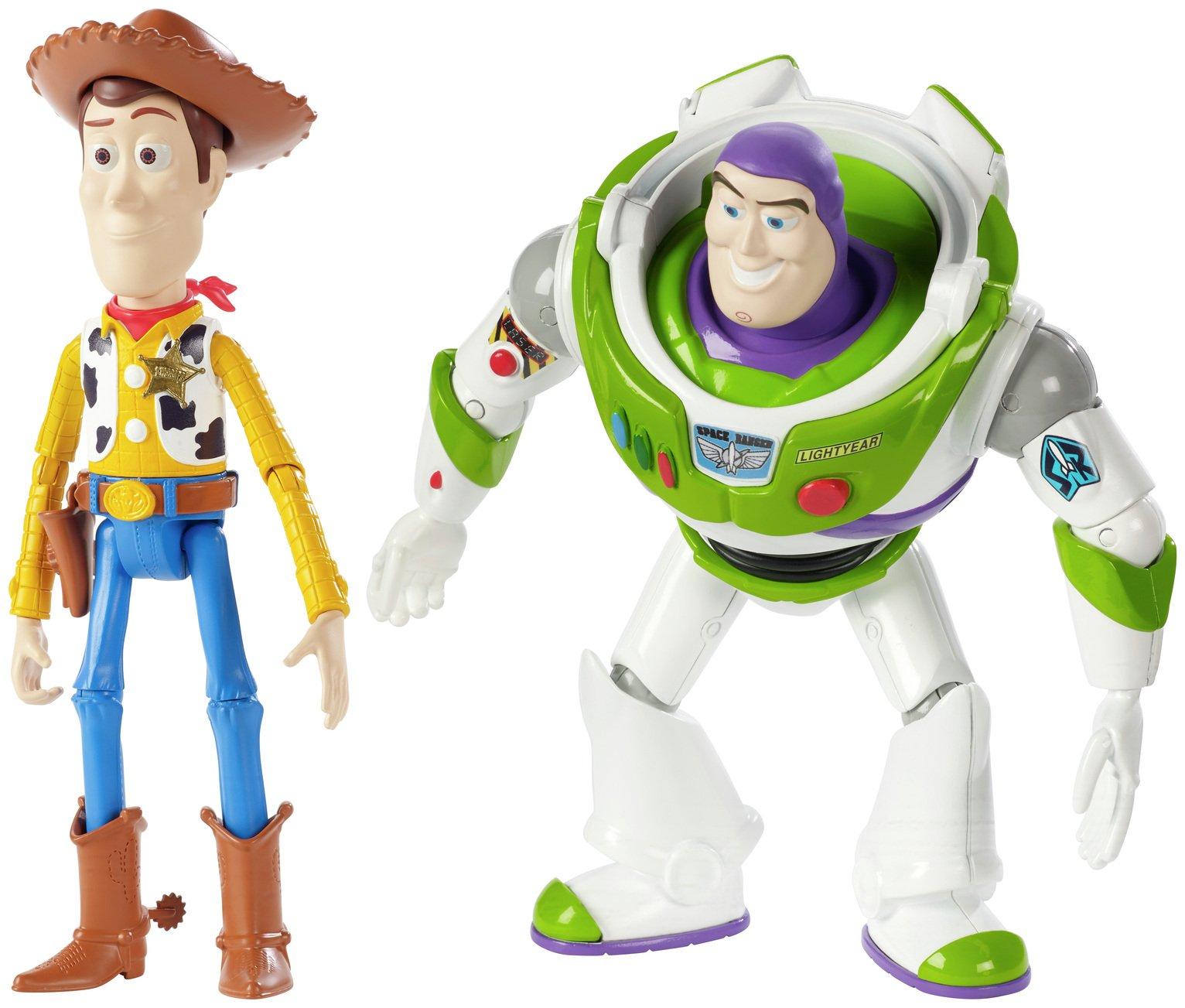 Disney Pixar Toy Story 7inch Woody & Buzz Assortment