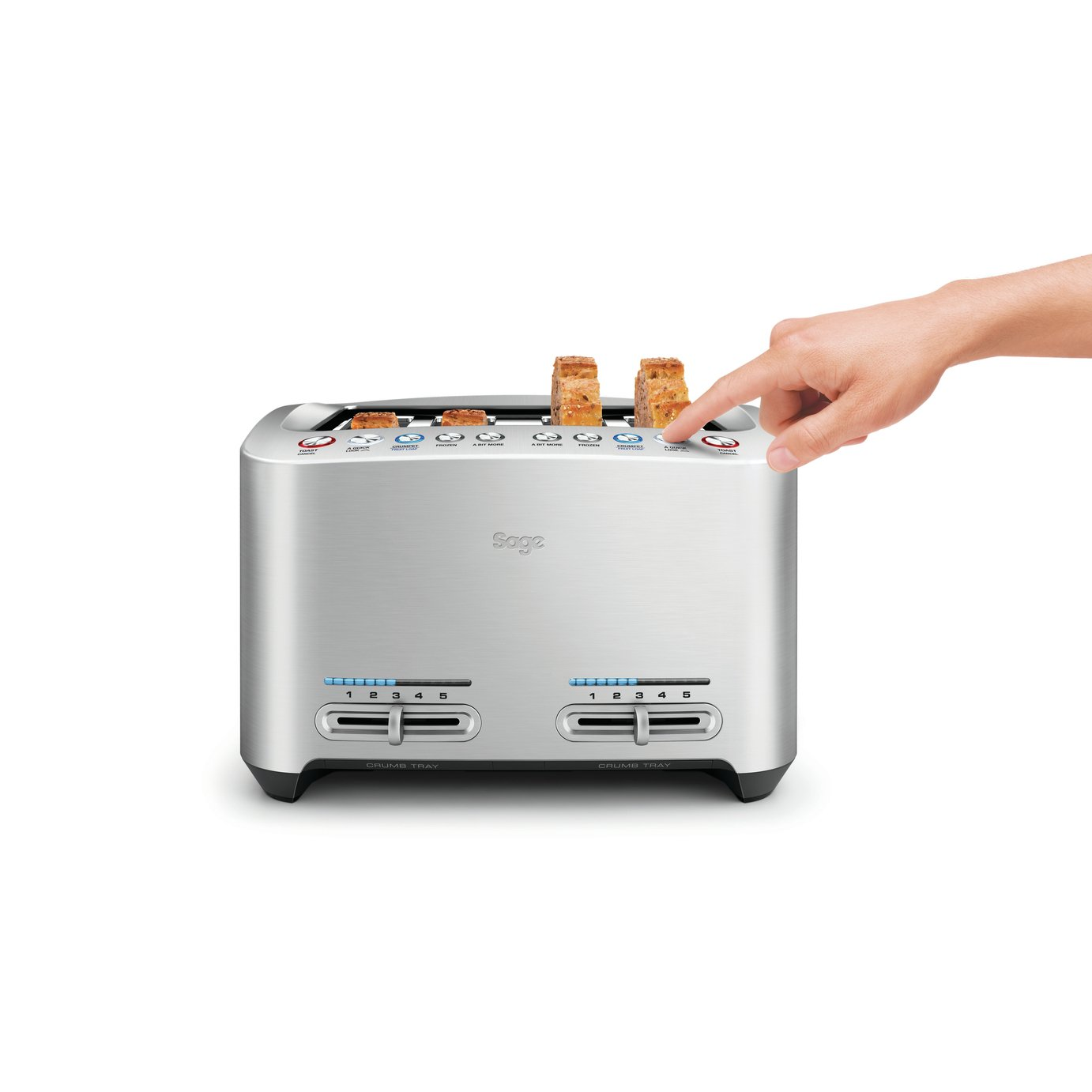 Sage The Smart 4 Slice Toaster