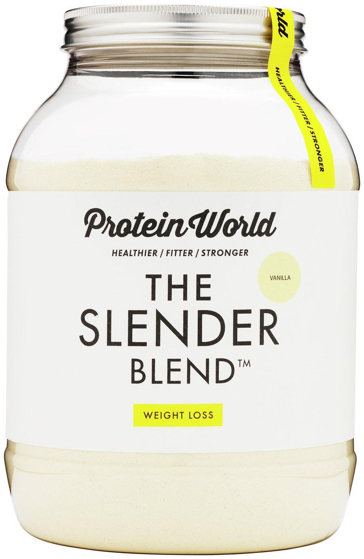 Protein World Vanilla Slender Blend