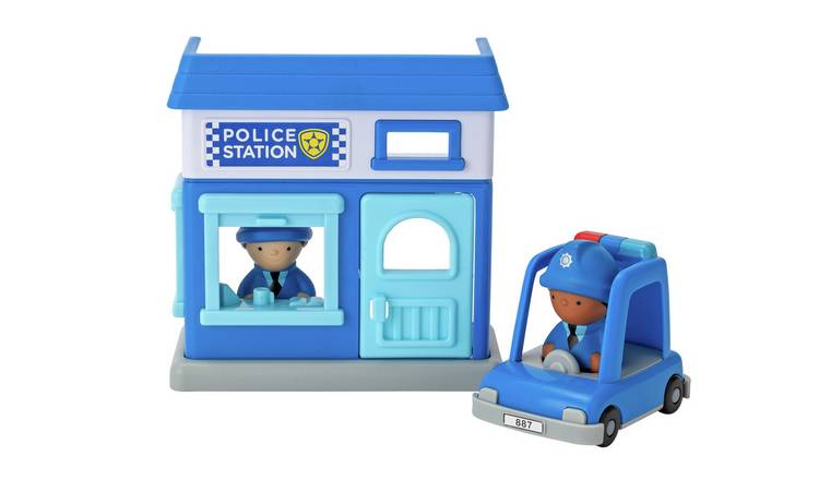 Chad Valley Tots Town - Police Mega Set