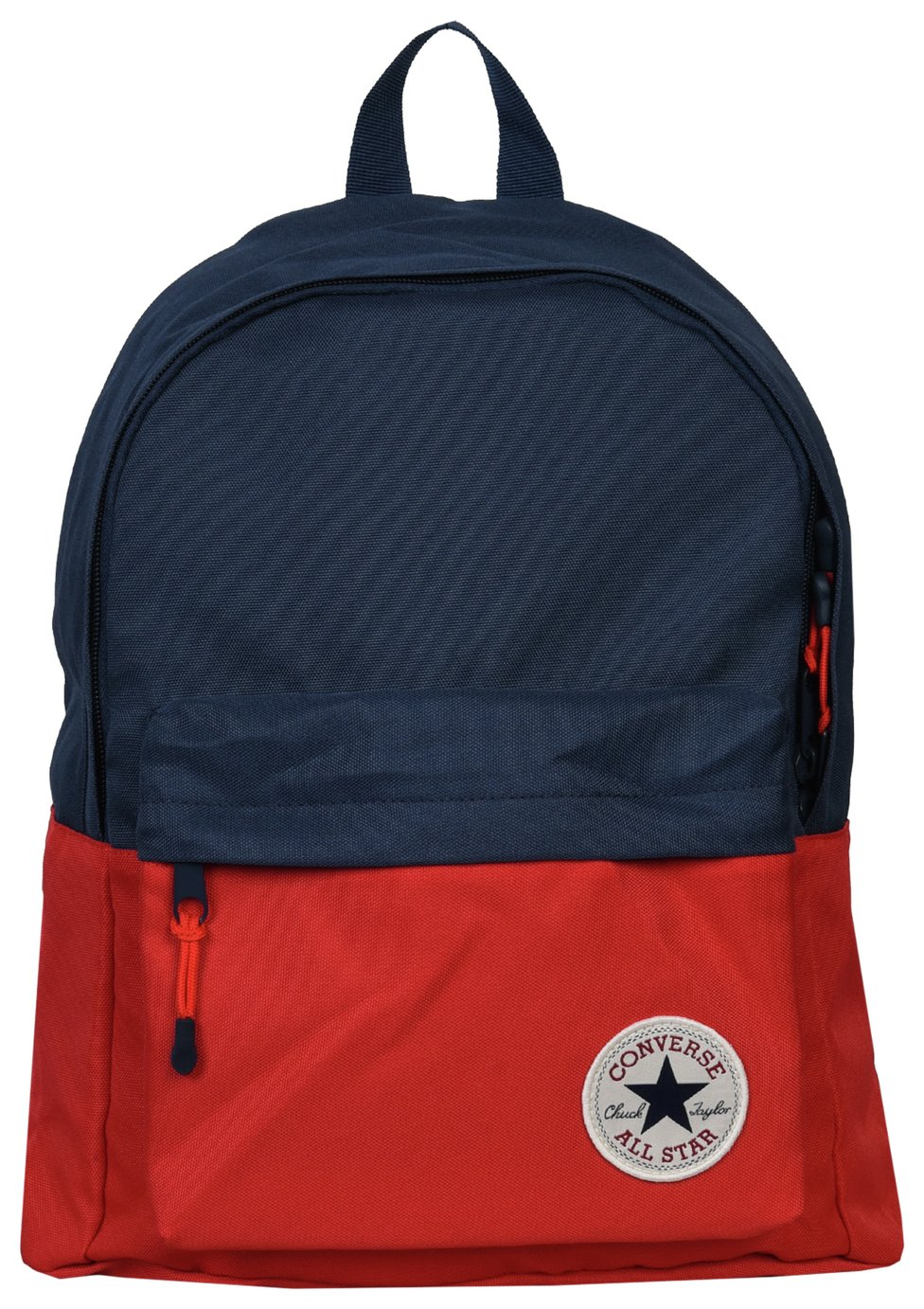 Converse All Star Backpack - Navy Blue and Red