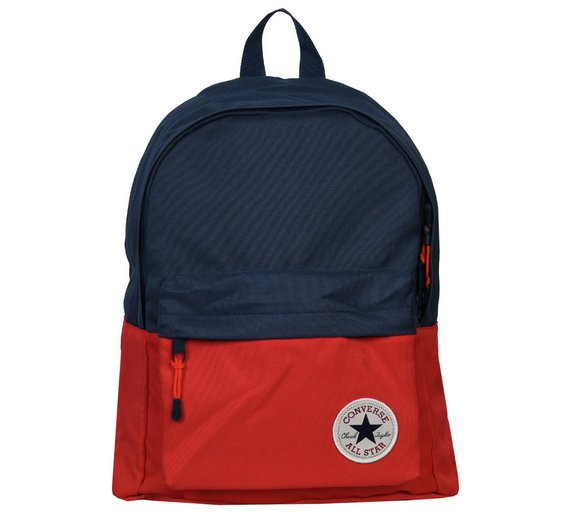 Buy Converse All Star Backpack - Navy Blue and Red  0727f2503e8b2
