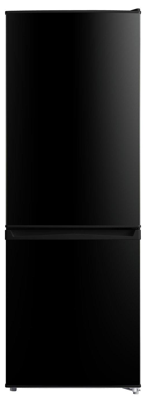 Bush M50142FFW Fridge Freezer - Black