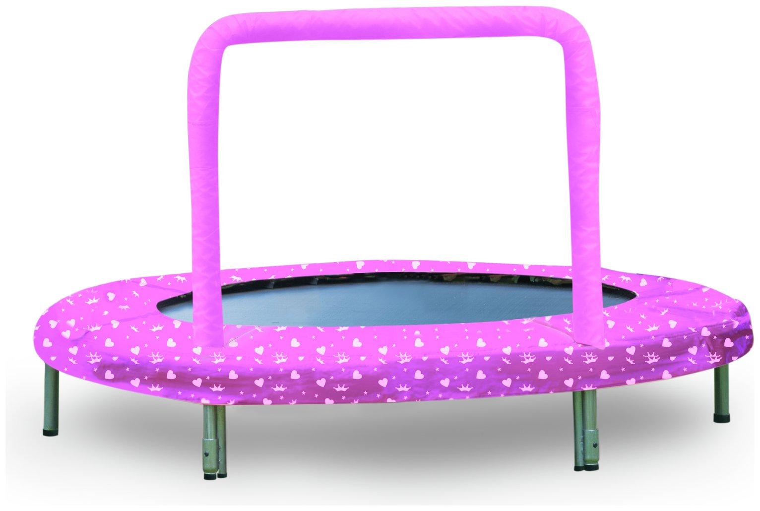 Bazoongi Princess Mini Bouncer Trampoline