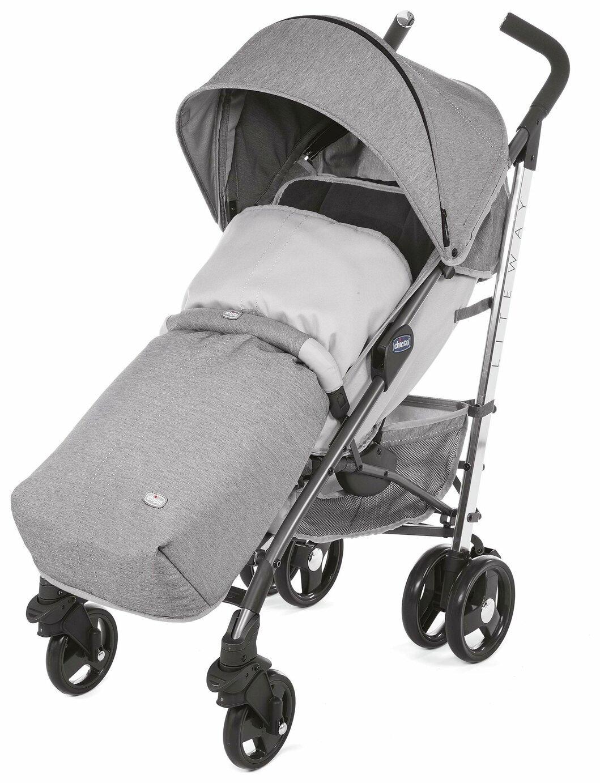 Chicco Liteway 3 SE Stroller - Titanium
