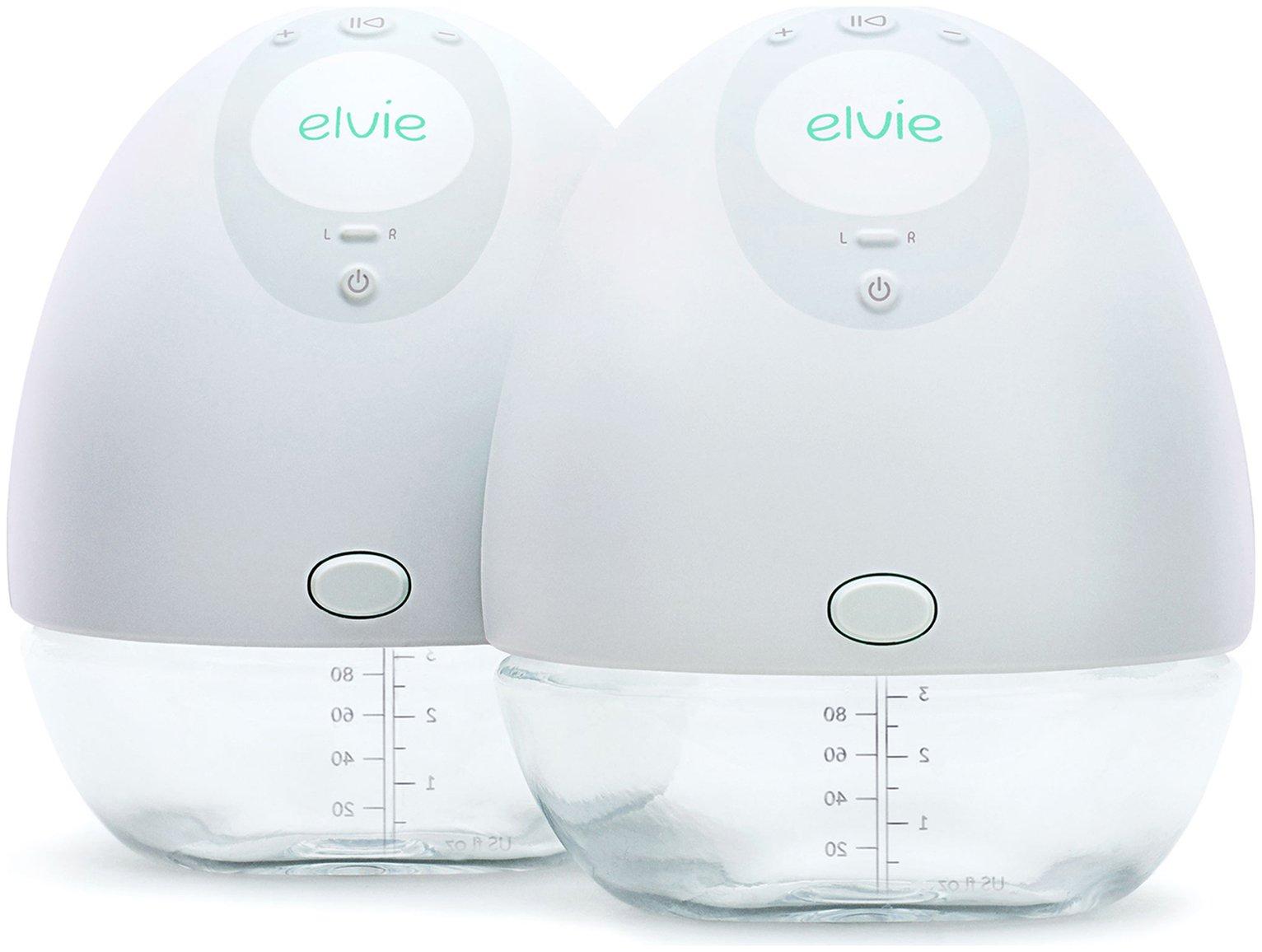 Elvie Pump - Double Electric Wearable Breast Pump