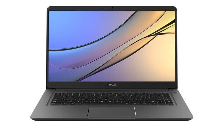 Huawei Matebook D 15.6 Inch i3 8GB 256GB FHD Laptop - Grey
