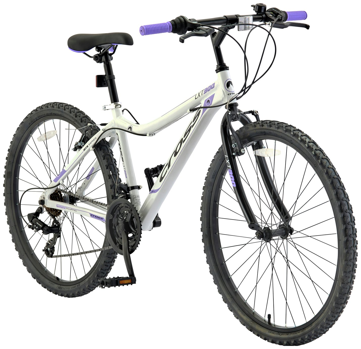Cross Alloy LXT300 26 Inch Rigid Female Mountain Bike