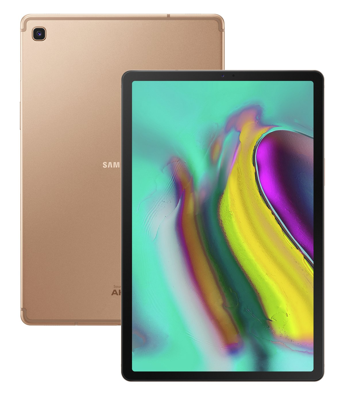 Samsung Tab S5e 10.5in 128GB Wi-Fi Cellular LTE Tablet -Gold