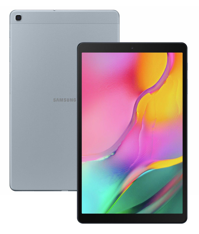 Samsung Galaxy Tab A 10.1 Inch 32GB LTE Tablet - Silver