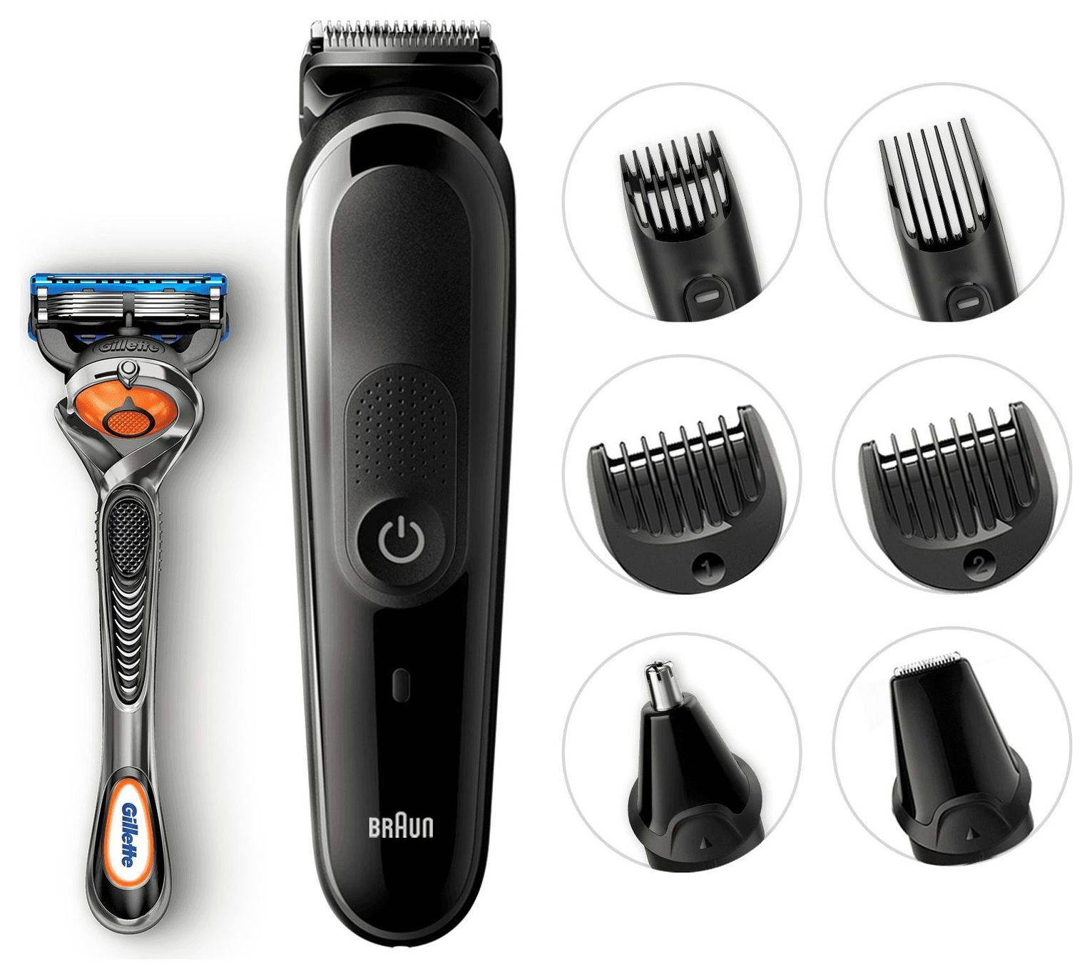 Braun 8-in-1 Multigroomer MGK5060