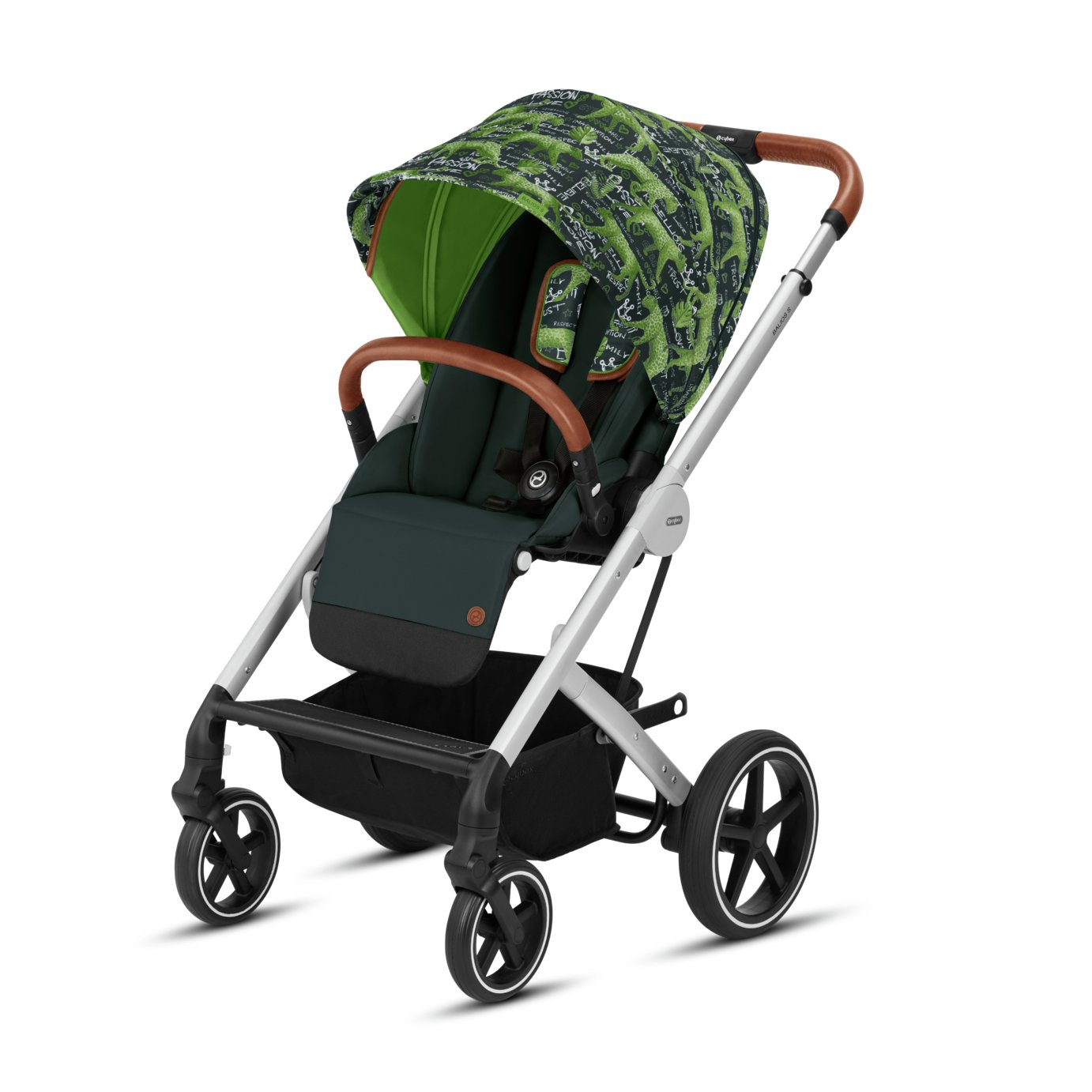 Cybex Balios S Pushchair Special Edition - Respect Green