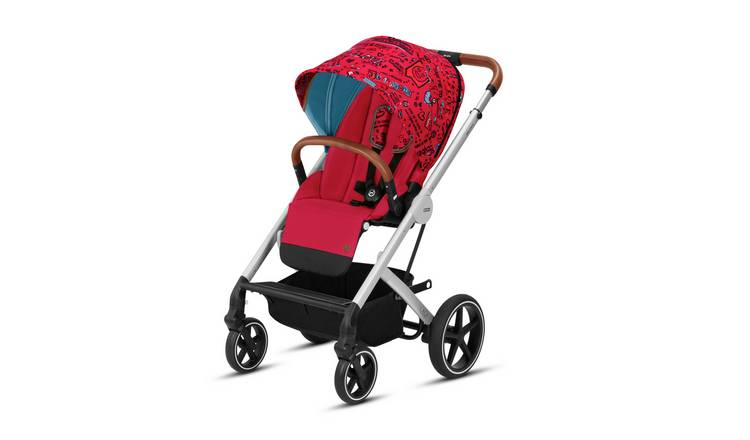 Cybex Balios S Pushchair Special Edition - Love Red