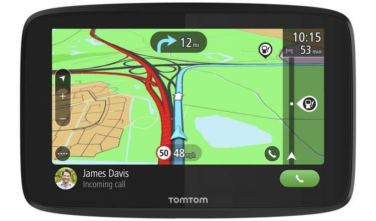 Buy TomTom GO Essential 6 Inch EU Lifetime Maps &Traffic Sat Nav | Sat nav  | Argos